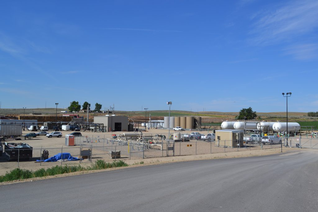 Highway 30 Processing Facility in Payette County